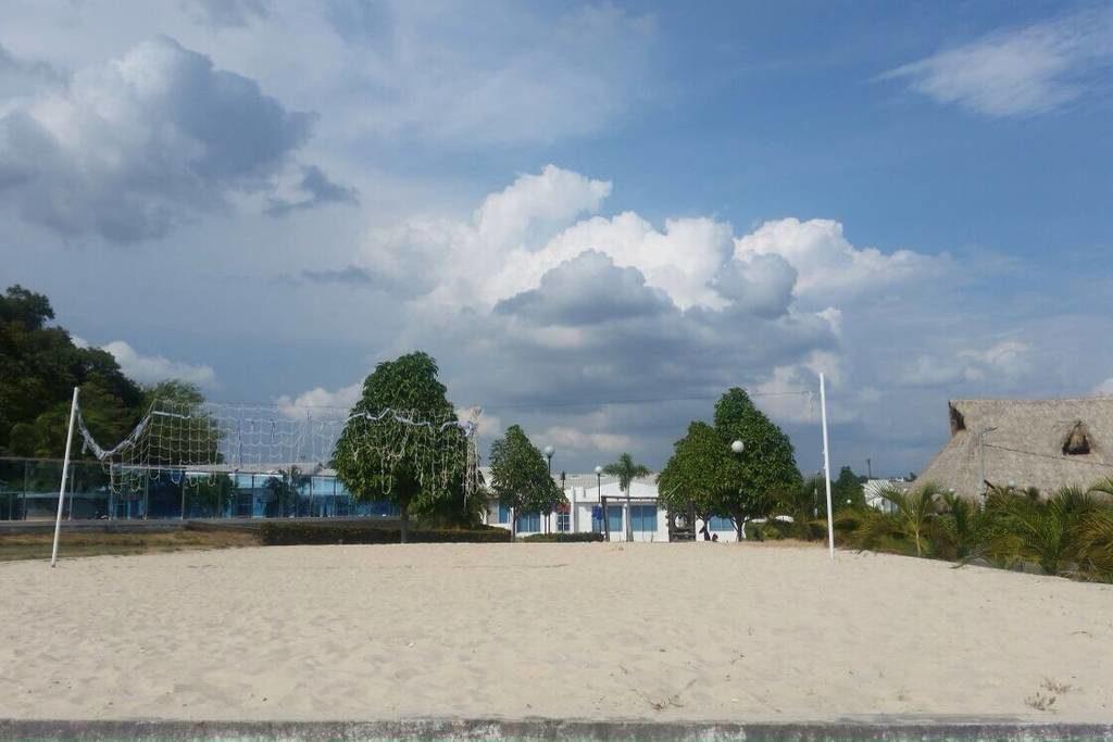 Volley de cabaña en Melgar Flandes