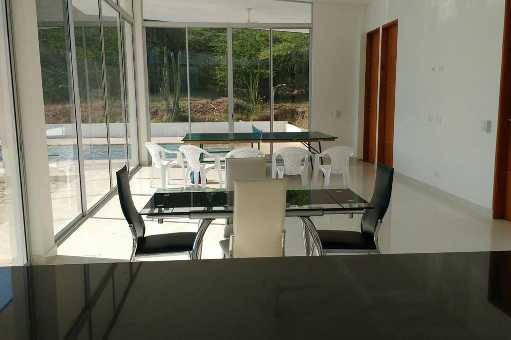 Sala principal en Melgar Girardot