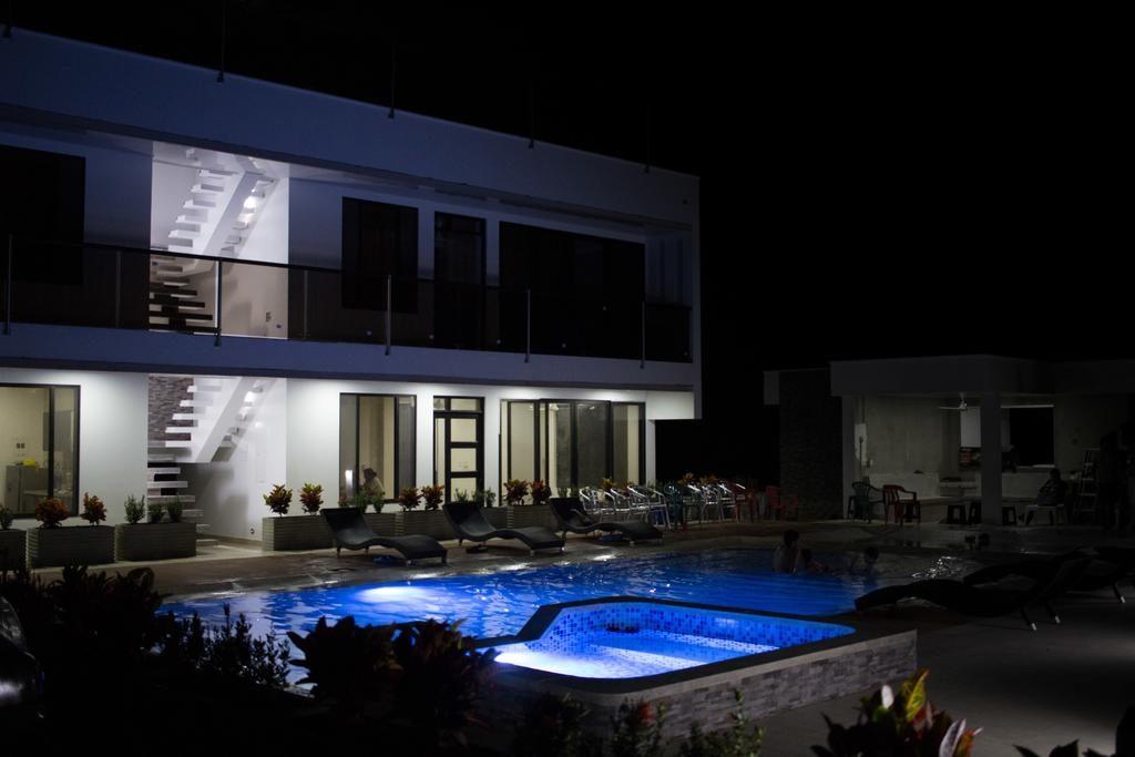 Segunda piscina de cabaña en Melgar Numbana
