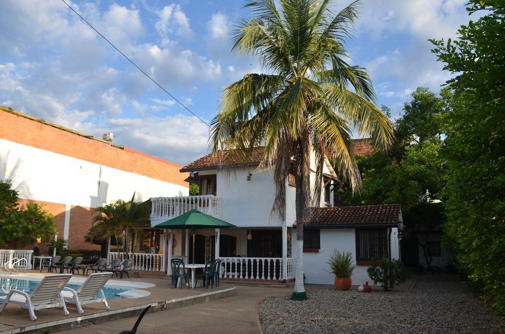 Piscina en Melgar Villa Pepita