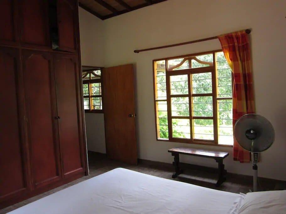 Habitación de cabaña en Viotá