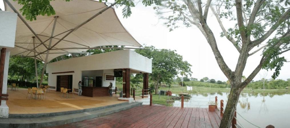 Camping Hacienda Napoles