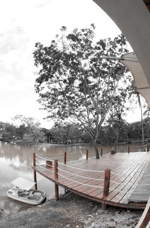 Hotel Camping Hacienda Napoles