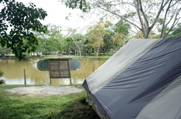 Exterior Camping Hacienda Napoles