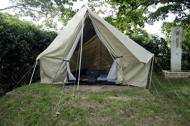 Carpa Camping Hacienda Napoles