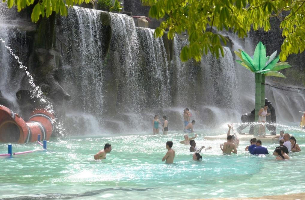 Cataratas Victoria Hacienda Nápoles