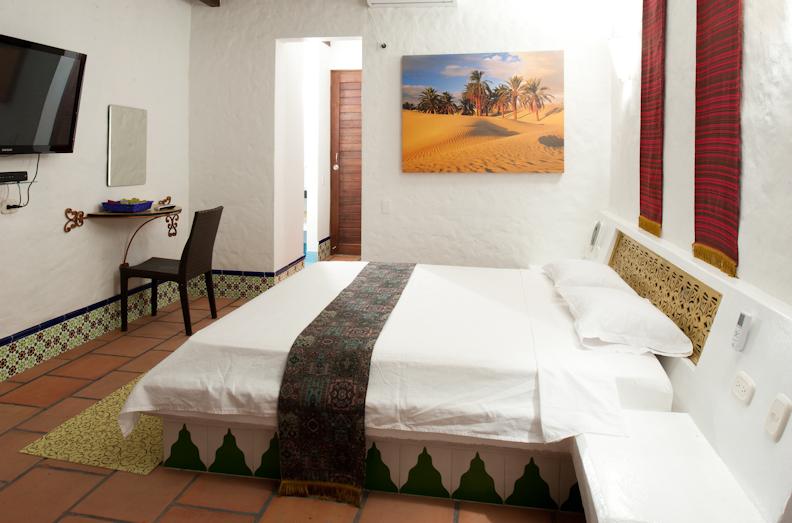 Habitación Hotel Casablanca Safari