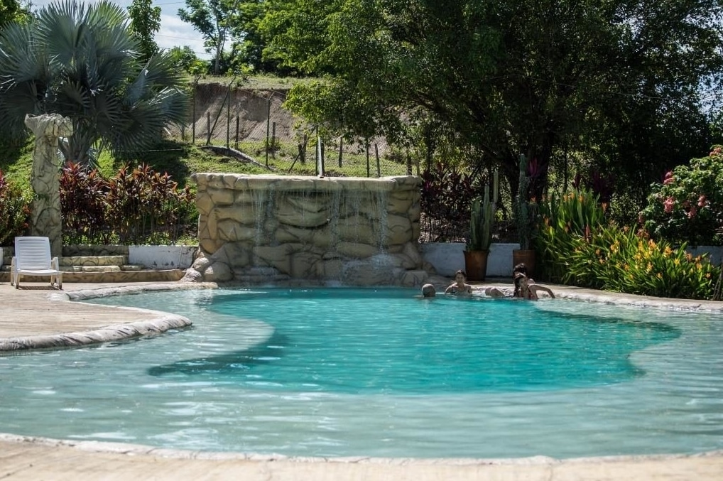 Hotel Lago Azul Hacienda Nápoles