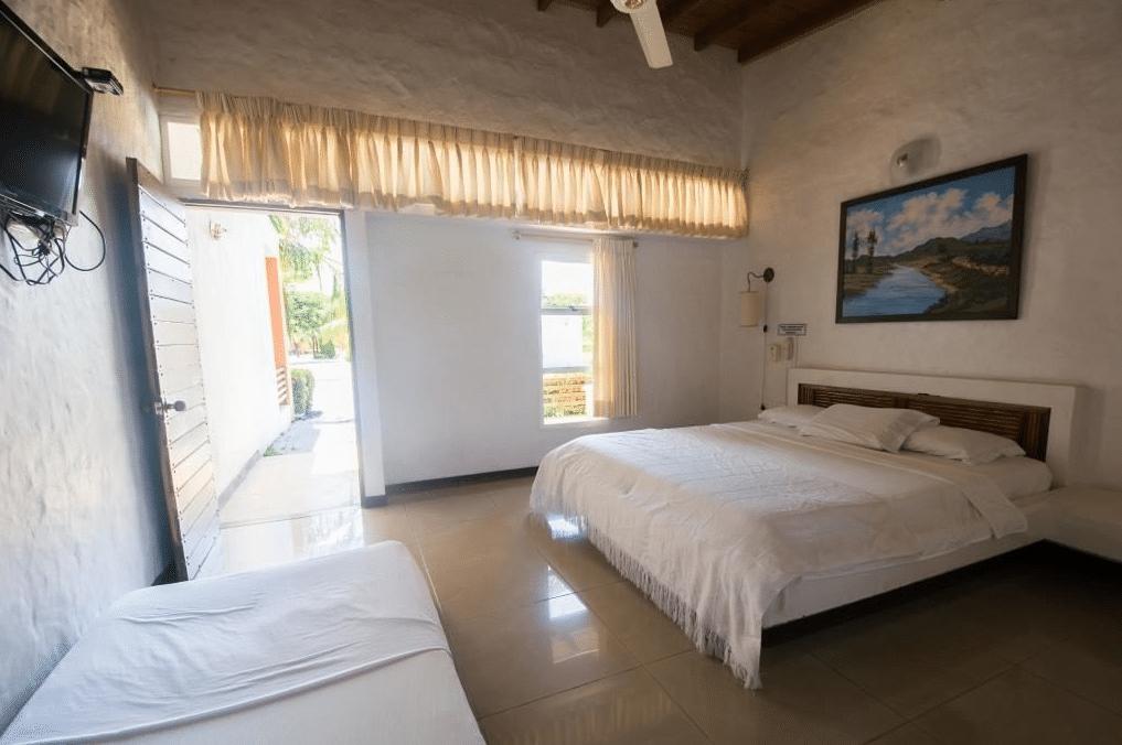 Habitación Hotel Lago Azul
