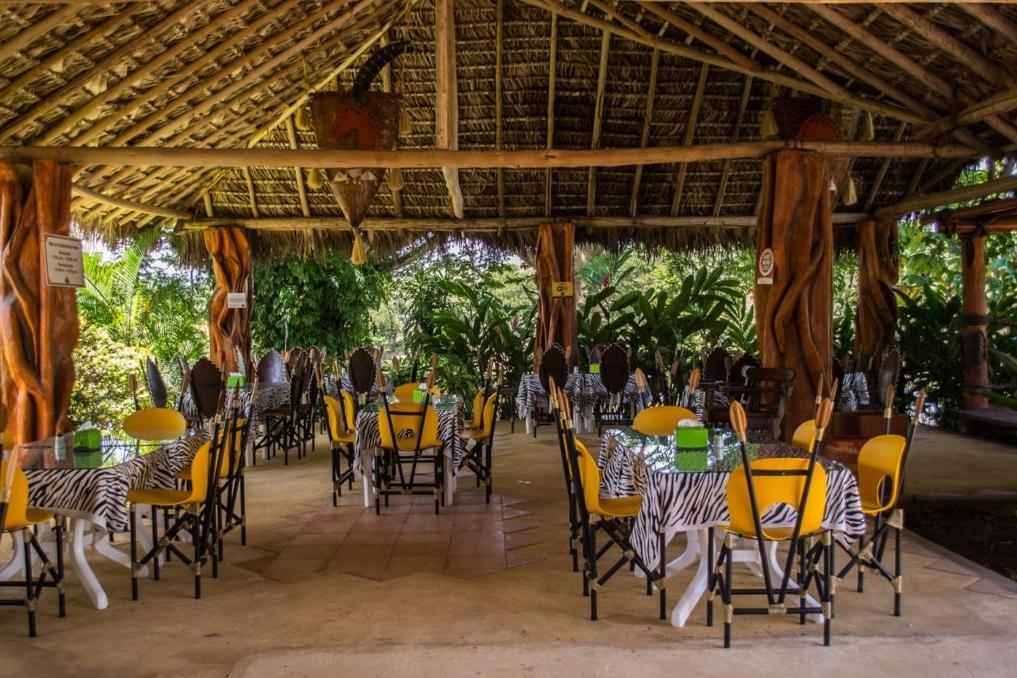 Bar Hotel África
