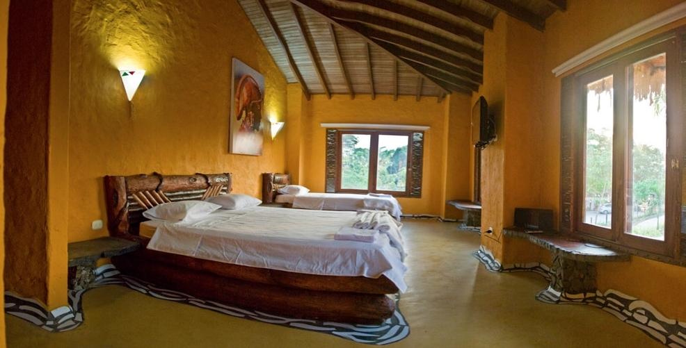 Habitación Hotel África
