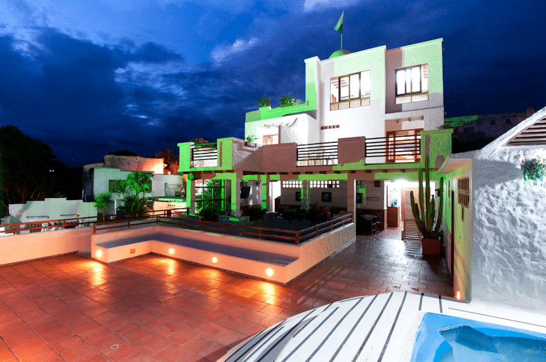 Hotel Doradal Mediterraneo Hacienda Nápoles