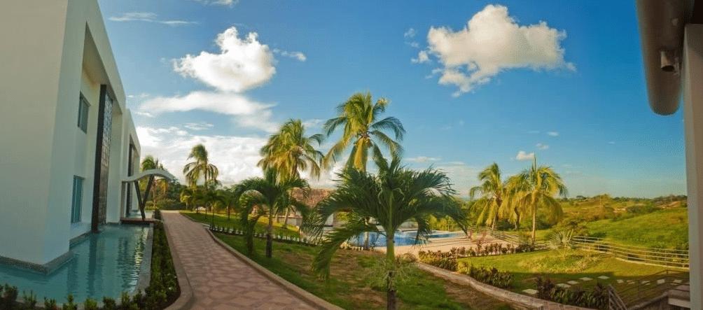 Hotel La Colina Hacienda Nápoles