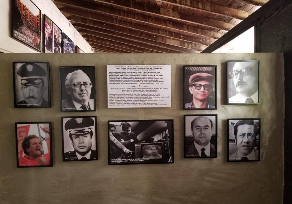 Museo Memorial Hacienda Nápoles